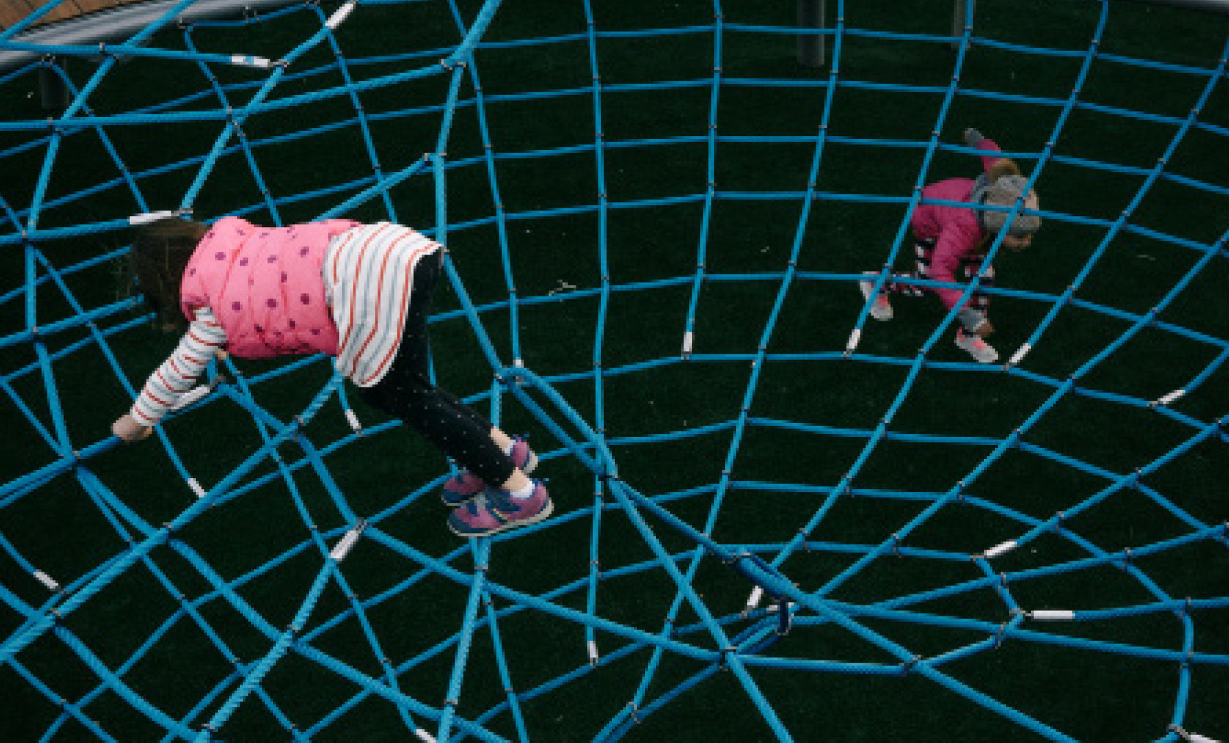 For Kids and Kids at Heart: Helen Diller Playgrounds