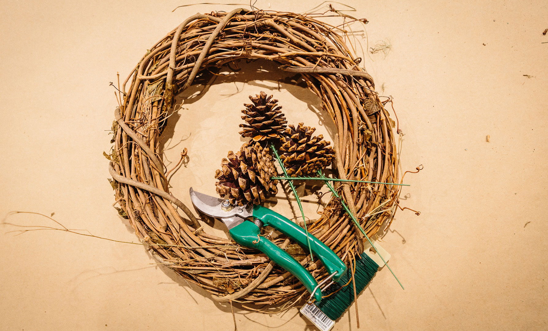 Hang with Care: Tip and Tricks for DIY Wreaths
