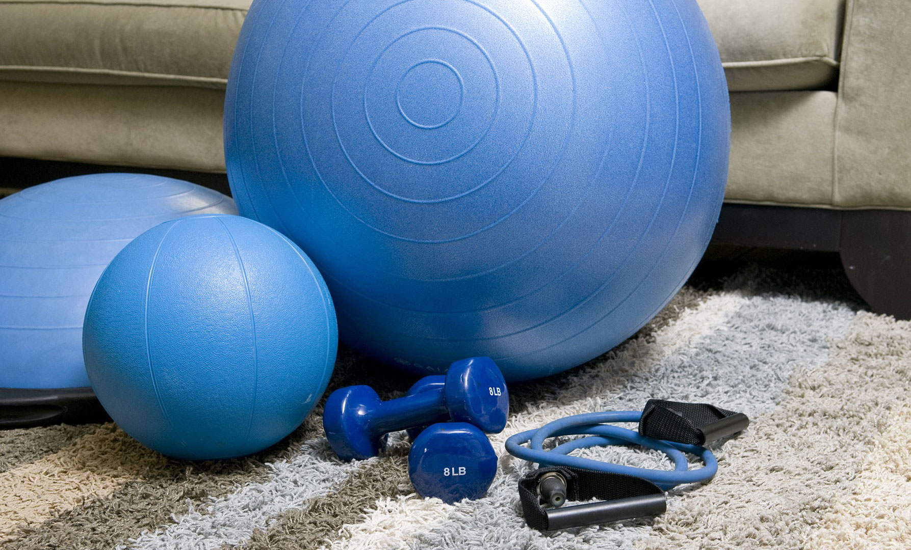 Keep Busy: Fitness Classes From Home
