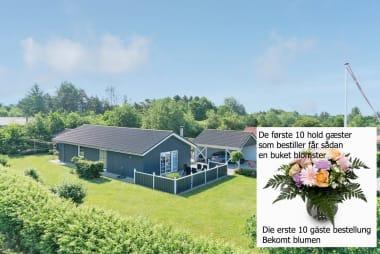 Ferienhaus 4122 • Brombærvangen 3