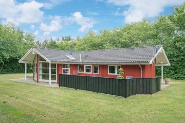 Ferienhaus 4120 • Solbærvangen 14