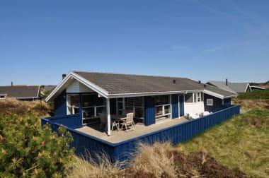 Ferienhaus 154 • Kløvervej 5