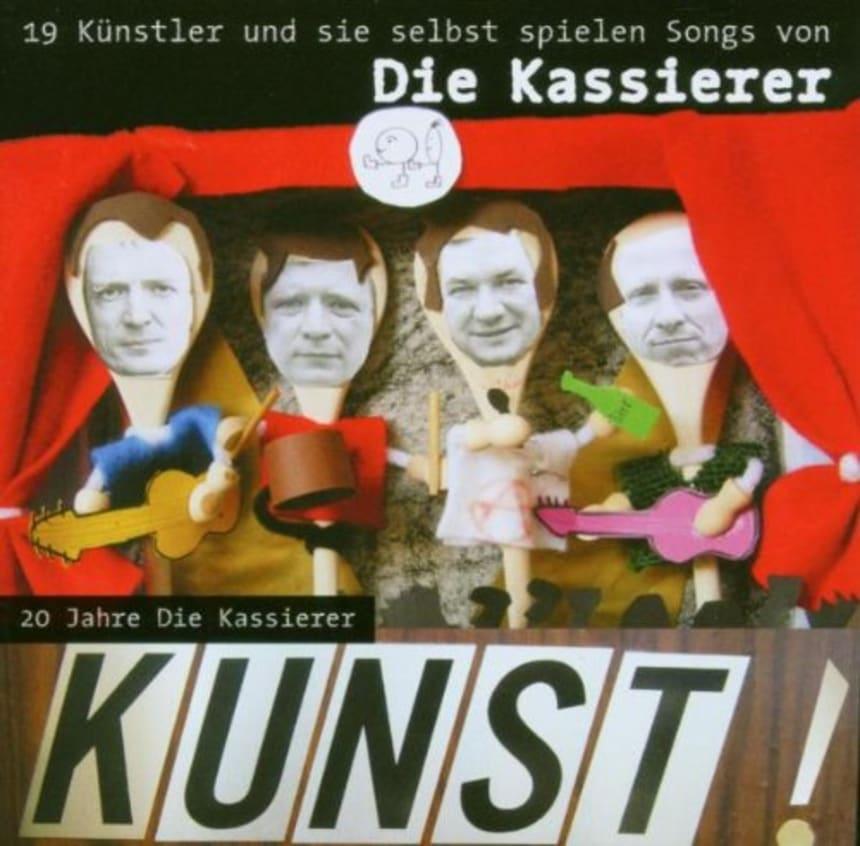 Die Kassierer – Kunst!