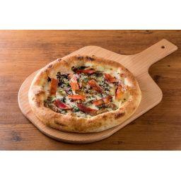 WP PIZZA(ウルフギャングパック ピッツァ)/ベーコンとキノコのピザ