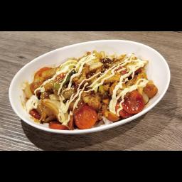 野菜テリヤキ丼