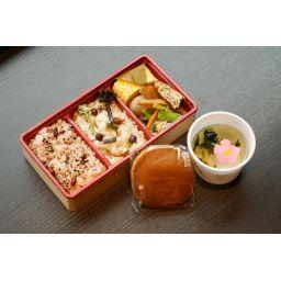 季節の生菓子(お弁当オプション)