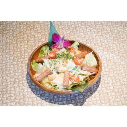 【12:00~お届け可】ハワイアンスパムシーザーサラダ