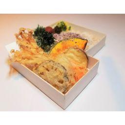 ヘルシー お野菜7種の天丼