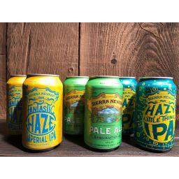 【各2本セット】Sierra Nevada - Pale Ale, Hazy Little Thing, Fantastic Haze