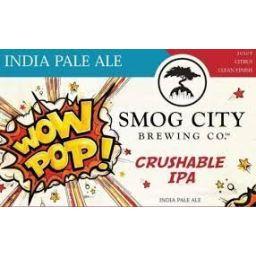 【6本パック】Smog City - Wow Pop!
