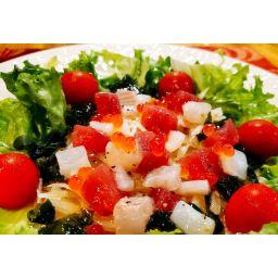 海の宝石箱サラダ