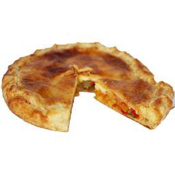 トマトチーズパイ