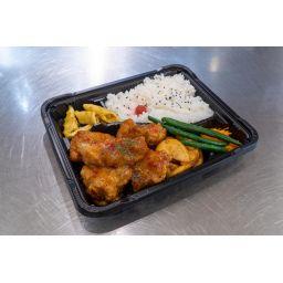 鶏唐スイートチリマヨ弁当