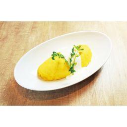 オムライスホワイトソース(サラダ付き)