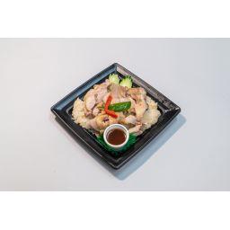 カウマンガイ(タイ風蒸し鶏のせご飯)