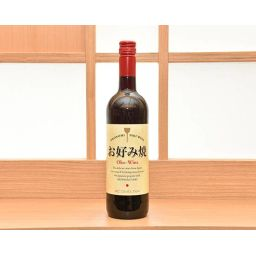 ボトル お好み焼きワイン 赤