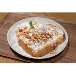 メープルナッツフレンチトースト