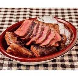 Party用塊肉ステーキ650g(オニスラ付)