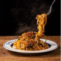 【期間限定!9/30まで!】茄子と夏野菜のレッドカレースパゲティ