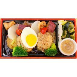 【当日10:45までのご注文/平日ランチのみ】~最近野菜不足です…~日替わり惣菜と野菜重