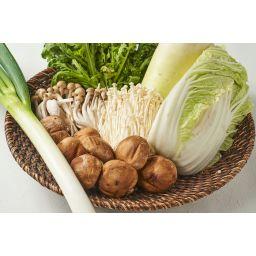 ヤオヤスイカお鍋用野菜セット