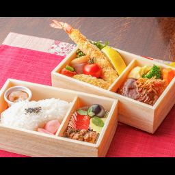 洋食二段弁当