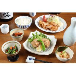 生姜焼き&鶏の唐揚げ弁当