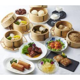 【3日前までの予約商品】Chef's Party Kit for Couple (Chinese Dim Sum)
