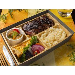 牛ロースのステーキ(お弁当)