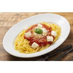 【レンジ専用品】スパゲッティ トマトとモッツァレラチーズ