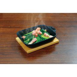 小松菜ベーコンのガーリックソテー