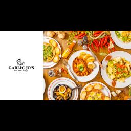 GARLIC JO'S クイーンズスクエア店