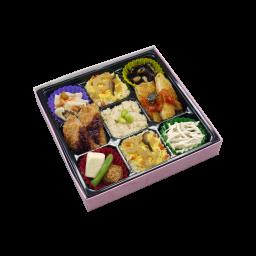 【FN20】五目御飯と2種のカツ弁当