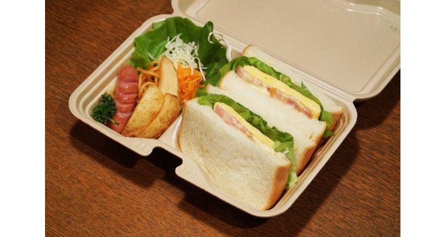 【ランチ限定】サンドイッチBOX※前日18時までのご注文