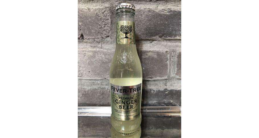 Fever-Tree Ginger Beer フィーバーツリー ジンジャービア