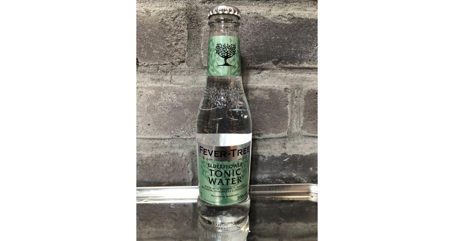 Fever-Tree Elderflower Tonic Water フィーバーツリーエルダーフラワートニックウォーター
