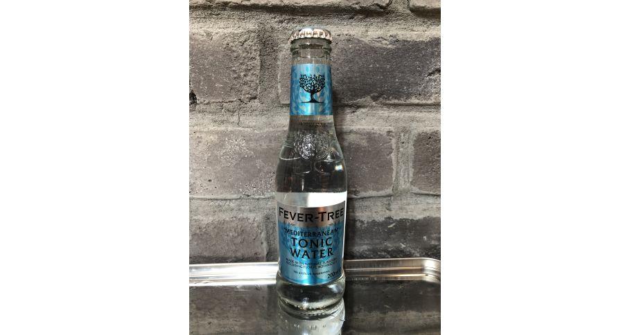 Fever-Tree Mediterranean Tonic Water  フィーバーツリーメディタレーニアントニックウォーター