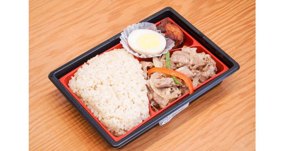【前日11:00までのご注文】牛焼肉のスタミナ弁当
