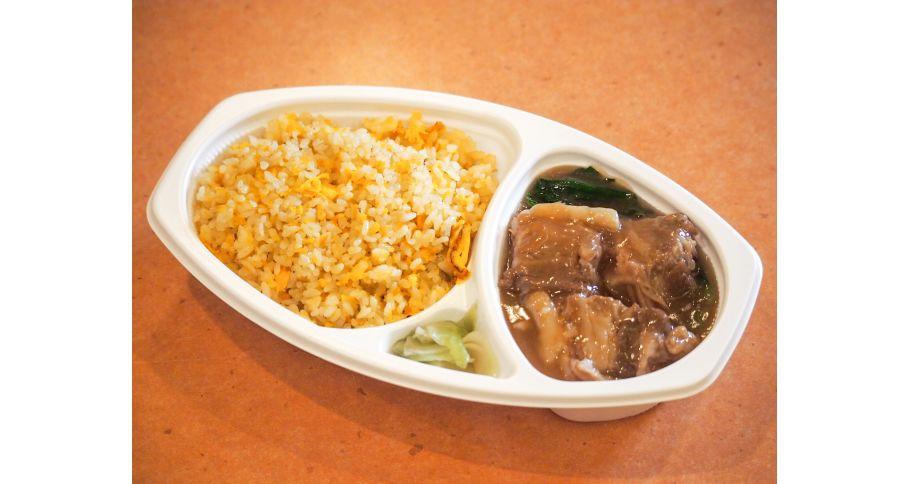 チャーハン+角煮弁当