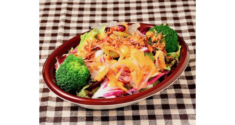 野菜いっぱいグリーンサラダ