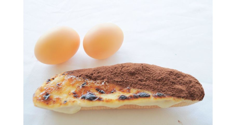 生プリントースト ショコラ