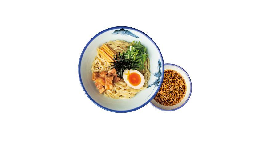 柚子露 つけ麺