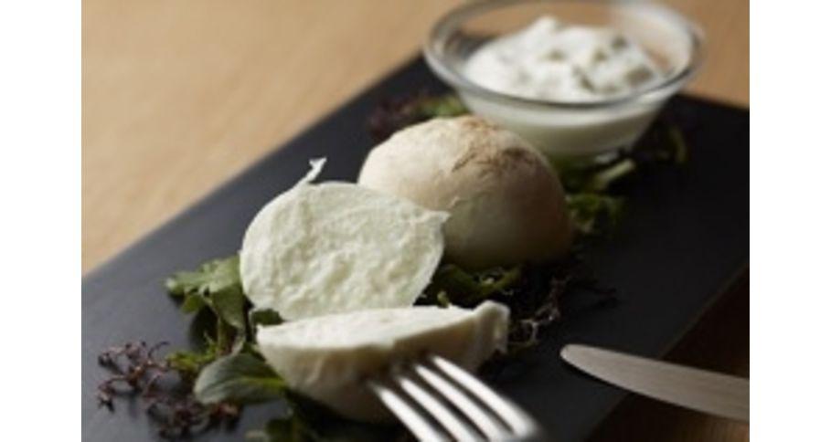 3種モッツァレラチーズの盛り合わせ  40g