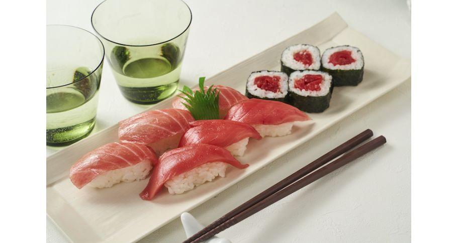 本まぐろづくし寿司
