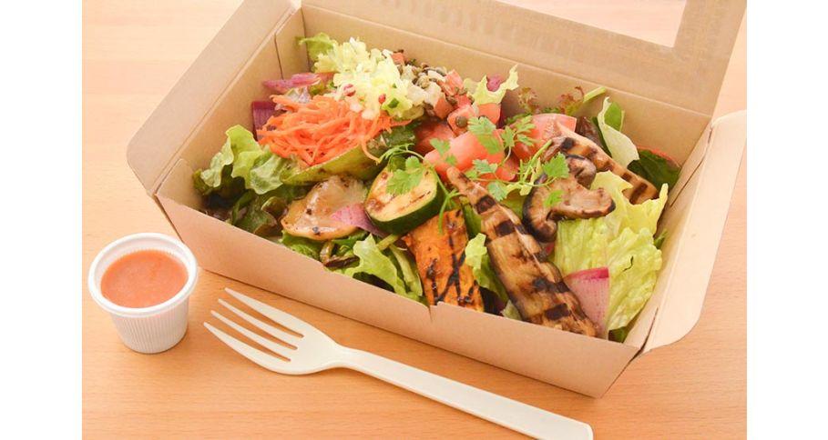 国産野菜のミックスサラダ