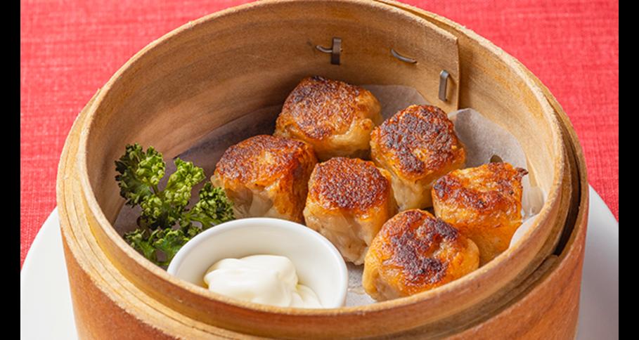 焼きシウマイ(6個) チーズソース付