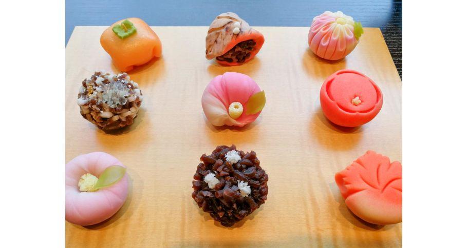 季節の上生菓子セット3個セット