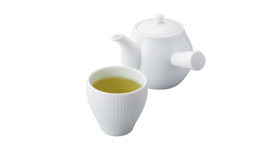 玄米茶(HOT)