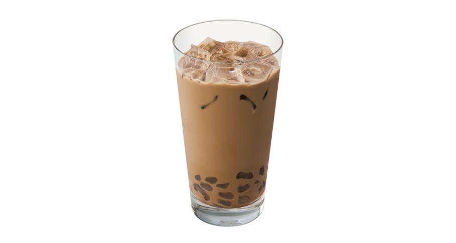 ほうじ茶モチラテ(ICED)