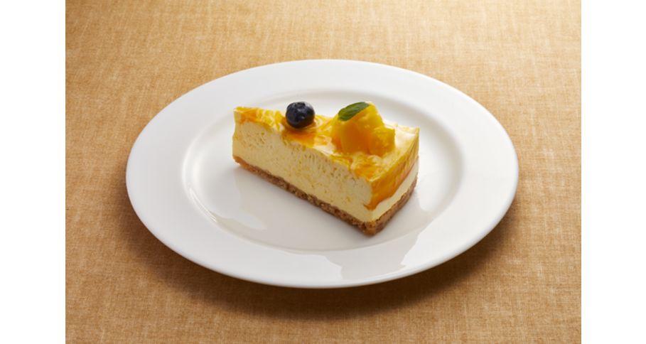 マンゴーレア―チーズケーキ